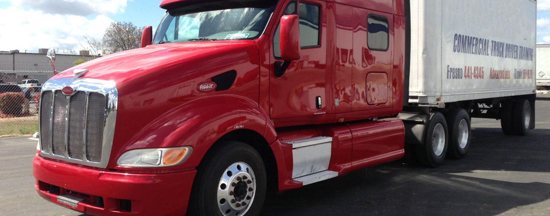 Class A CDL Trainimg Truck