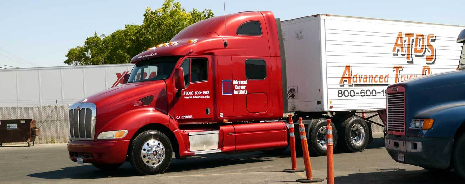 Professional Truck Driver Training Courses for California Class A CDL