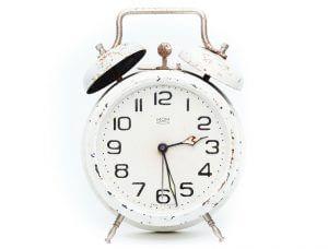 Alarm clock for truckers.