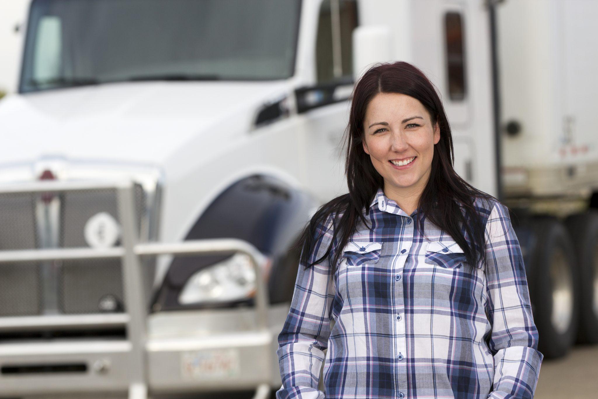 Women in the trucking industry
